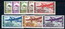 AEF 1937 Yvert PA 1-8 ** POSTFRISCH SATZ (F3445