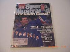 New York Rangers Hockey NHL Original Autographed Magazines  e8049035f
