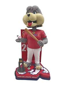 Fresno State Bulldogs 2008 College World Series Champions Bobblehead NCAA