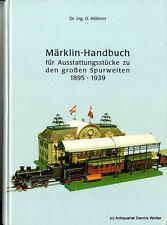 Märklin-Handbuch für Ausstattungsstücke zu den großen Spurweiten 3000043977