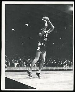 Pete Maravich 1968 LSU Tigers NCAA Basketball Type 1 Original Photo RARE