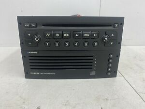 Peugeot Citroen Rd3 Car Radio Stereo Cd Player Head Unit With 5 Disc Changer