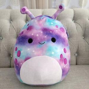 "Squishmallows 16"" Daxxon The Alien Squishy Large Soft Plush Kids Toy"
