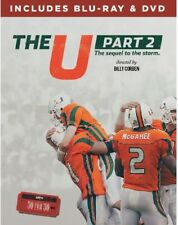 Espn Films 30 for 30: The U Part 2 [New DVD] With Blu-Ray, 2 Pack