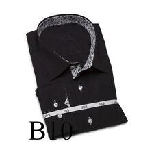 Cotton Herringbone Singlepack Formal Shirts for Men