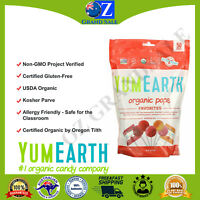 YumEarth, Organic Pops, Assorted Flavors, 50 Pops, 12.3 oz (348.7 g)