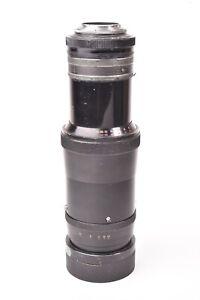 Lens Carl Zeiss Sonnar F/4 - 300mm Mount Nikon. #4670355