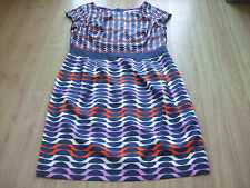 BODEN FABULOUS NEW KENSINGTON DRESS SIZE 16 REG BNWOT