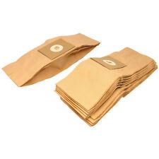 10 x Vacuum Cleaner Paper Dust Bags For Premiere Mini 56002 DMV175 DV160 MINI175