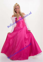 Disney Dress Sleeping Beauty Princess Aurora Costume adult SIZE 6,8,10,12,14,16