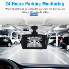 "2.4"" 1080P HD Car DVR Dash Vehicle Camera Video Recorder Cam Night Vision G"
