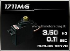 SERVO ANALOGICO 3.5 Kg HIGH SPEED POWER HD CON INGRANAGGI IN METALLO HD-1711MG