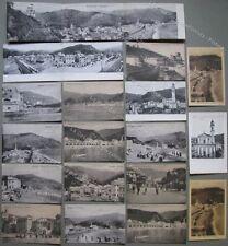 LIGURIA. SESTRI LEVANTE. Genova. Insieme di diciotto cartoline (due ripetizioni)