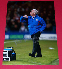 MICK McCARTHY IPSWICH TOWN HAND SIGNED 12X8 AUTOGRAPH PHOTO