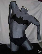 New Style Full body lycra spandex zentai batman S-XXL