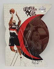 1996-97 UPPER DECK GENERATION EXCITEMENT GARY TRENT #G15 BLAZERS BASKETBALL CARD
