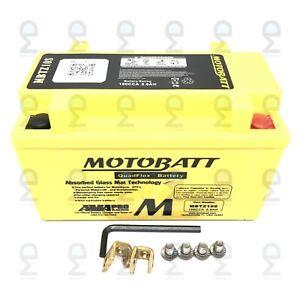 Motobatt Battery For Honda CB 500 T 1975