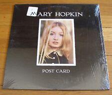 Mary Hopkin 1969 Apple LP Post Card Paul McCartney cLEAn and in shrink wrap
