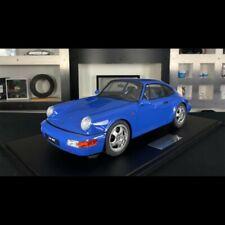 Porsche 911 Carrera RS 3.6 type 964 1994 Bleu Maritime 1/8 Minichamps 800657000