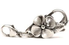 Trollbeads Großer Blumen Verschluss TAGLO-00001 Silber