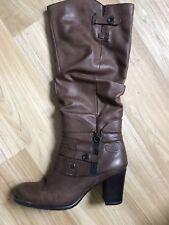 Marco Tozzi Stiefel mit Absatz Größer als 8 cm für Damen günstig ... 491b7a56cc