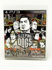 Sleeping Dogs - PS3 - Brand New | Factory Sealed