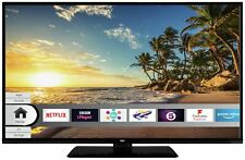 Bush DLED49FHDS 49 Inch Full HD Smart TV with Freeview Play - Black