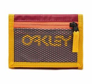 New Oakley 90's Wallet Practical Durable Interior Pockets Card Slots Pick Color