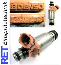 Einspritzdüse DENSO 23250-74080 Toyoty Celica T 18 2,0 gereinigt & geprüft