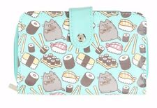 Pusheen The Cat PUSHEEN MINT SUSHI Snap Flap Wallet NWT