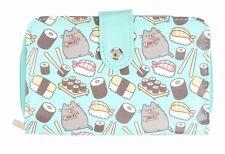 Pusheen The Cat PUSHEEN MINT SUSHI Snap Flap Wallet NWT