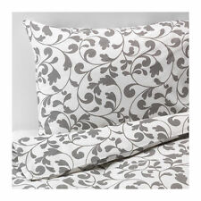 IKEA Floral 100% Cotton Quilt Covers