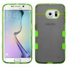 Fundas y carcasas Para Samsung Galaxy S6 edge de silicona/goma para teléfonos móviles y PDAs Samsung