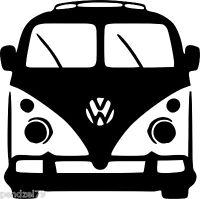 vw camper sticker ~  Funny Car/Window/Van JDM VW VAG EURO Vinyl Decal Sticker