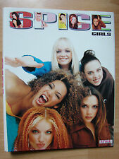 Spice Girls ringbinder brand new official licensed 1997 merchandise Rare item