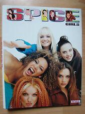 Spice Girls ringbinder brand new official licensed 1997 merchandise Rare item