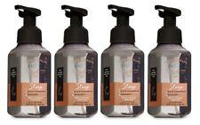 Bath & Body Works Aromatherapy Sleep Black Chamomile Bergamot Foaming Soap x4
