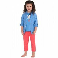 Long Sleeve Spotted Shirts & Blouses (2-16 Years) for Girls