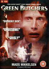 Green Butchers    (DVD)  **Brand New** Sick Gruesome Horror