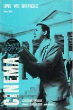 L'Avant-Scène Cinéma N° 182 Février 1977 - Une Vie Difficile D. Risi A. Sordi