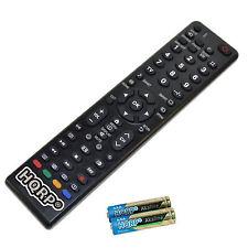HQRP Mando a distancia para Philips 32PFL4909 32PFL5322D TV
