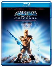 MASTERS OF THE UNIVERSE :25th Anniversary Edition-  Blu Ray - Sealed Region free