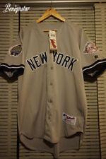 Mike Mussina New York Yankees 2003 Road Baseball Jersey