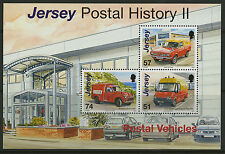Jersey   2006   Scott # 1241c    Mint Never Hinged Souvenir Sheet