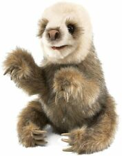 New ListingFolkmanis Puppets Play Pretend Fun Animal Puppets (Baby Sloth)