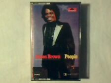 JAMES BROWN People mc cassette k7 ITALY RARISSIMA COME NUOVA VERY RARE LIKE NEW