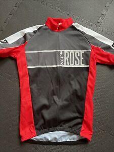 Rose Trikot Bike Fahrradtrikot Shirt