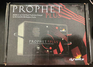 Prophet Plus - 4/7 Cell AC/DC Peak Prediction Charger Great for RC- NEW