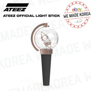 ATEEZ Official Lightstick Concert Cheering Fanlight + Strap + Tracking Number