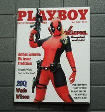1/6 Scale Custom Playboy - Lady Deadpool - full interior, Deadpool Wade Wilson